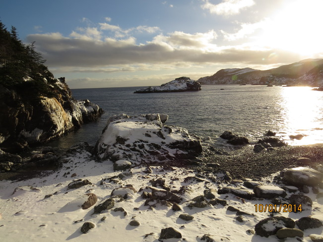 Nice weather Rock Harbour, Newfoundland and Labrador Canada