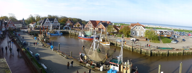 Little Harbour Neuharlingersiel, Germany
