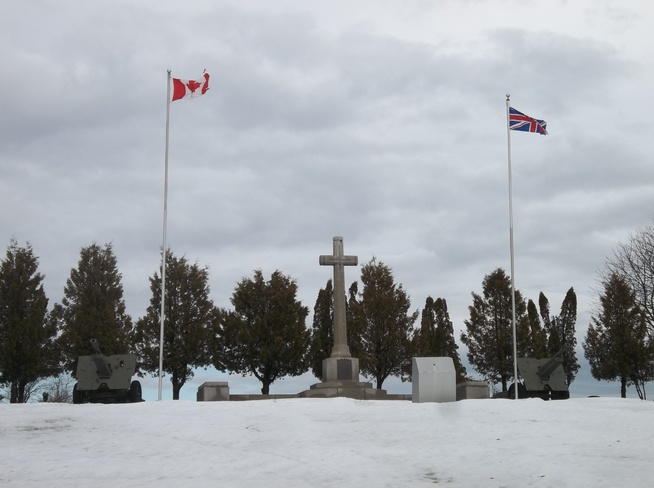 cedar hill field of honour Saint John, New Brunswick Canada