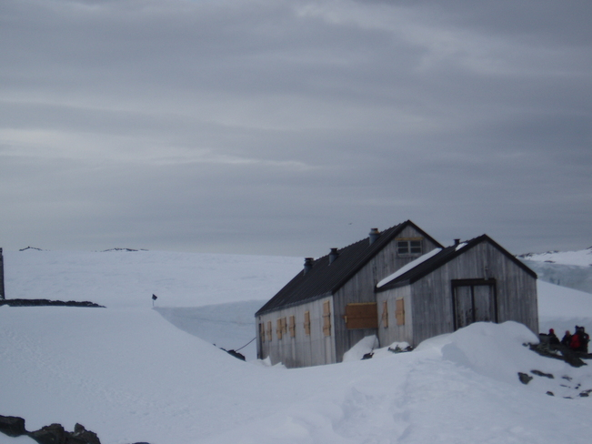 Beyond the Antarctic Circle 2011