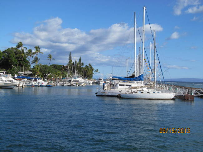 The Harbour of Lahaina Lahaina, Hawaii United States