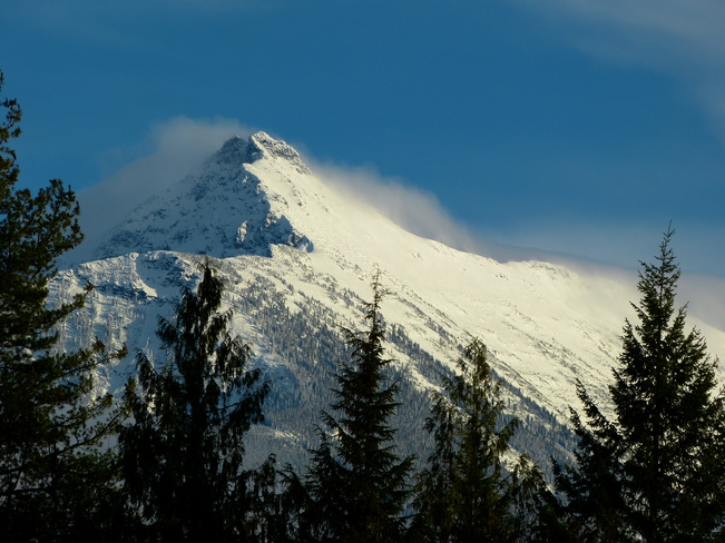 mountain beauty Revelstoke, British Columbia Canada