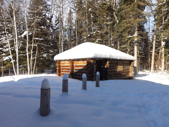 CABIN IN THE WOODS Thunder Bay, Ontario Canada