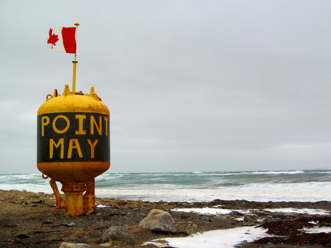 Elaine Strong Point May, Newfoundland and Labrador Canada