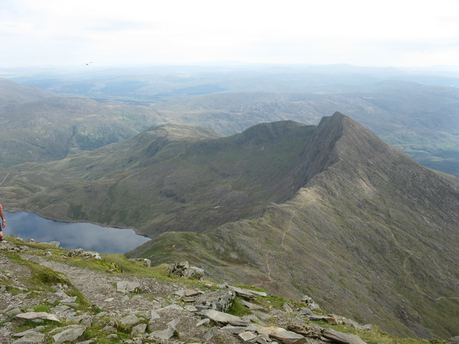 Snowdon Wales 3560 FT.