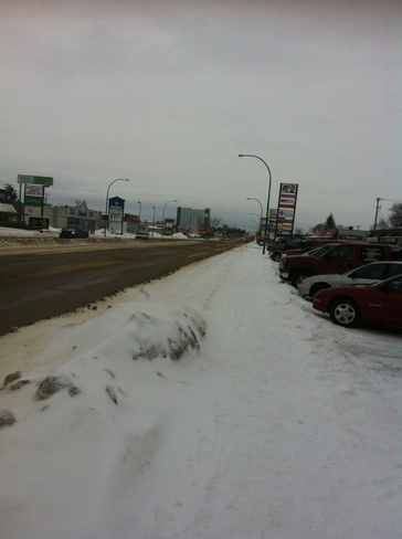 18th street Brandon, Manitoba Canada
