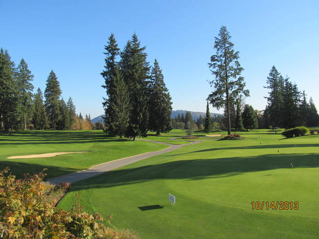 What a beautiful day to play North Vancouver, British Columbia Canada