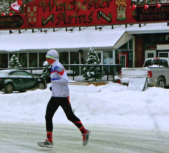 Cool Running Port Hope, Ontario Canada