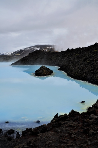 The beautiful geothermal lagoons in Iceland Reykjavík, Iceland