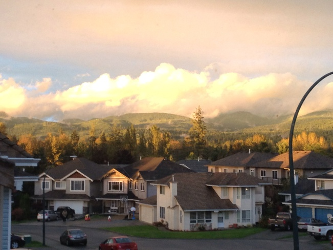 Nice view Maple Ridge, British Columbia Canada