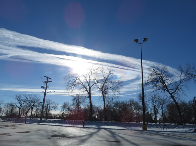 Sky Writers Brandon, Manitoba Canada