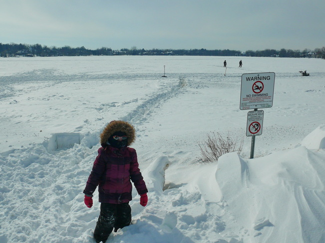 No Swimming! _MR Richmond Hill, Ontario Canada