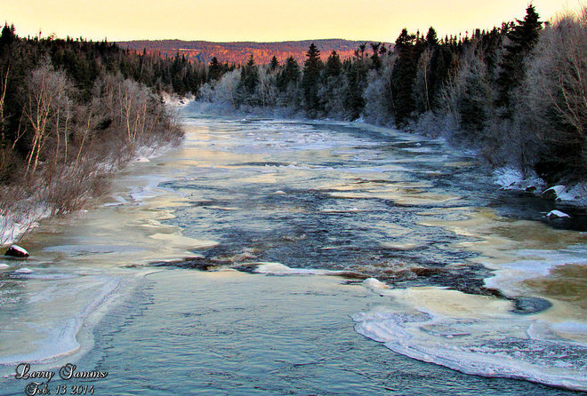 """South Brook"" South Brook, Newfoundland and Labrador Canada"