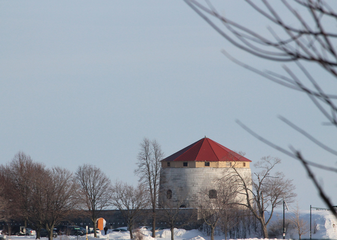 Martello Tower @ RMC Kingston, Ontario Canada