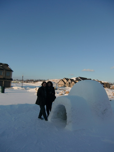 Igloo London, Ontario Canada