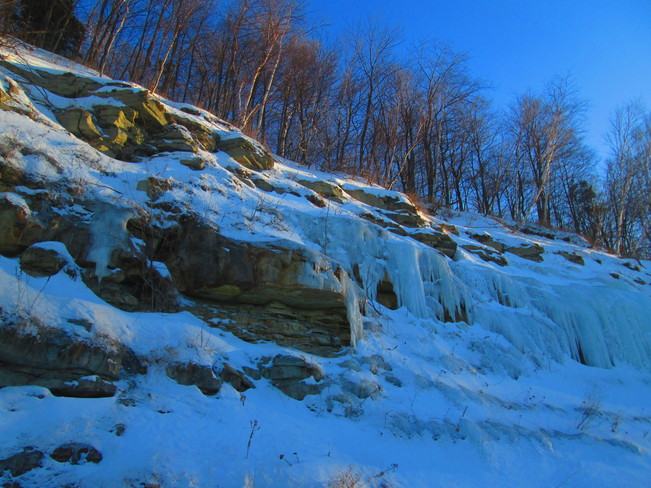 Hamilton Escarpment... Stoney Creek, Ontario Canada