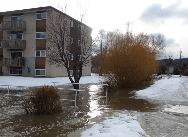 HIGH WATER Cranbrook, British Columbia Canada