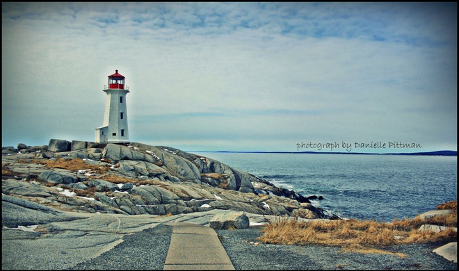 Peggys Cove Coldbrook, Nova Scotia Canada