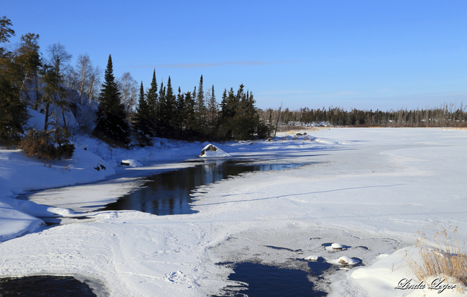 The Thawing Whiteshell Rennie, Manitoba Canada