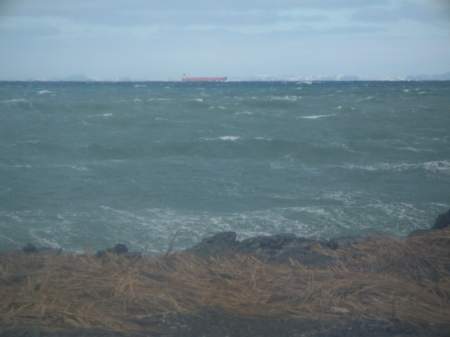 Rough Seas.. Argentia, Newfoundland and Labrador Canada