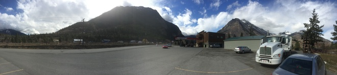 Lightfoot Gas in Lillooet BC Lillooet, British Columbia Canada