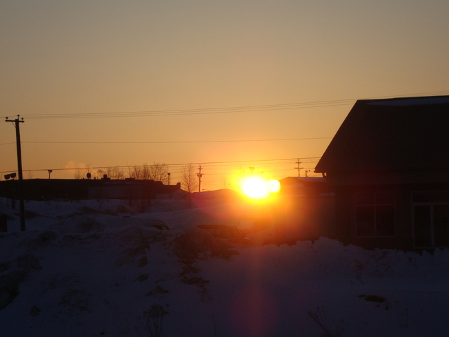 Sunrise Time Richibucto Road, New Brunswick Canada