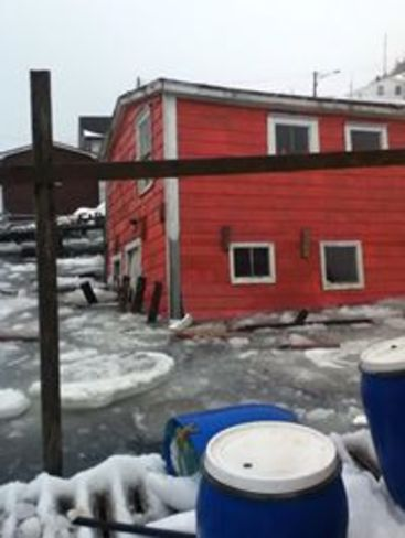 March 26th Storm Rose Blanche-Harbour Le Cou, Newfoundland and Labrador Canada