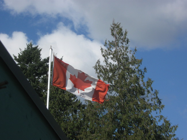 beyond our flag Surrey, British Columbia Canada