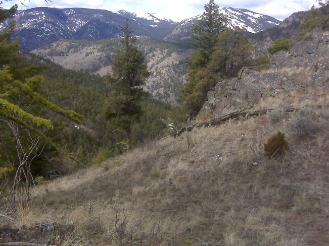 Mountain Hiking Penticton, British Columbia Canada
