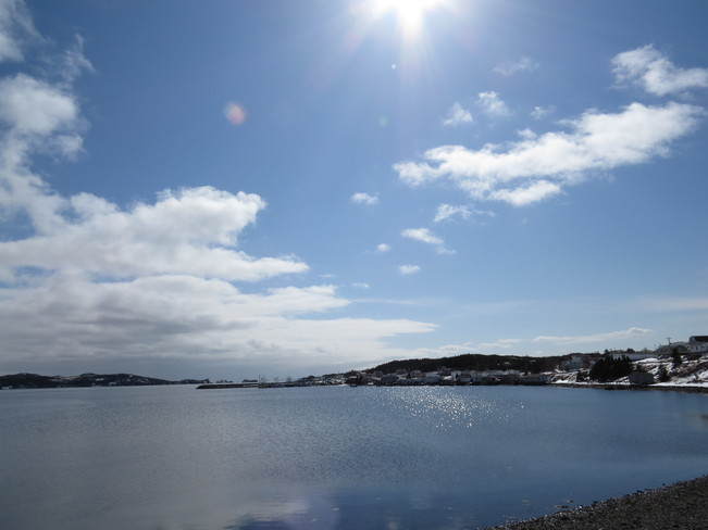 nice weather Southern Harbour, Newfoundland and Labrador Canada