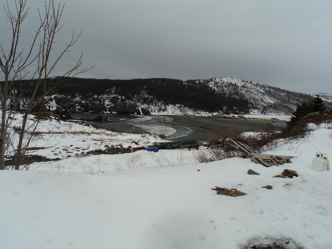 Salmon Cove Sands in then Spring Carbonear, Newfoundland and Labrador Canada