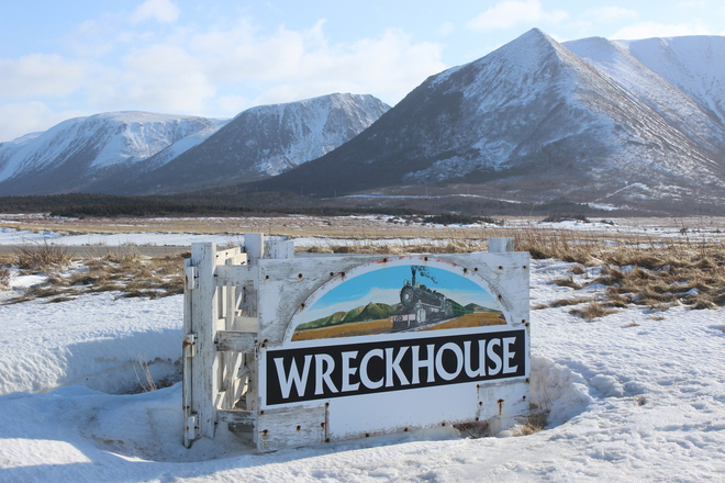 Wreckhouse and Long Range Mountains Channel-Port aux Basques, Newfoundland and Labrador Canada