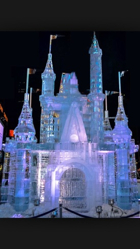 Ice castle New York, New York United States