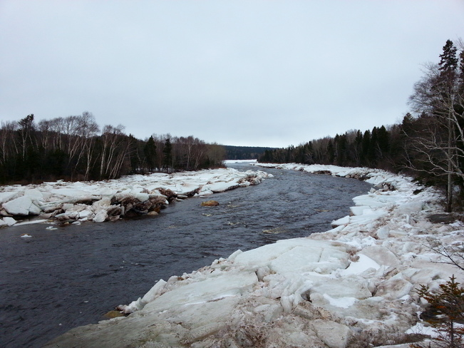 April 9 Port Blandford, Newfoundland and Labrador Canada