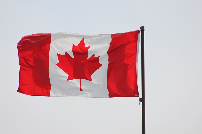 FLAG Eastern Passage, Nova Scotia Canada
