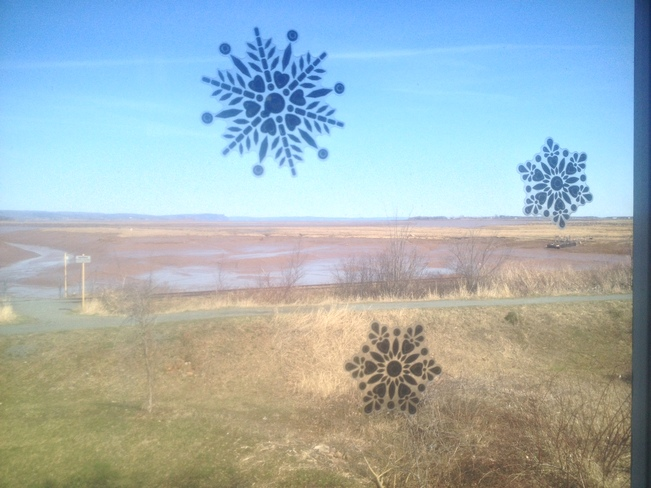 Wolfville is Window Picture Perfect Wolfville, Nova Scotia Canada