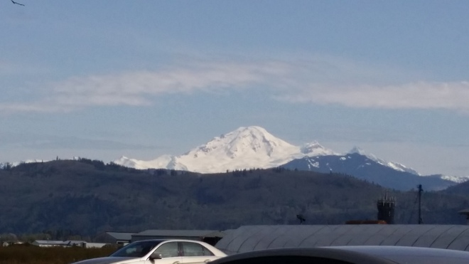 Majestic Mt. Baker Abbotsford, British Columbia Canada