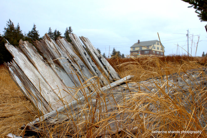 The MacDonald House Lawrencetown, Nova Scotia Canada