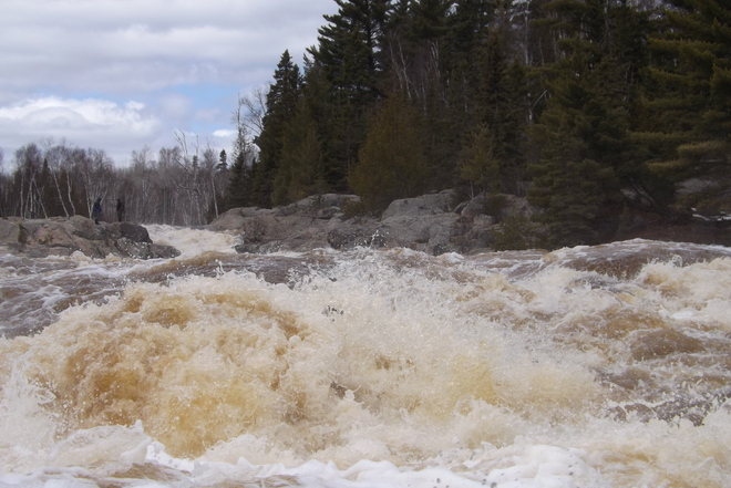 SPEAKING OF RAGING WATERS Thunder Bay, Ontario Canada