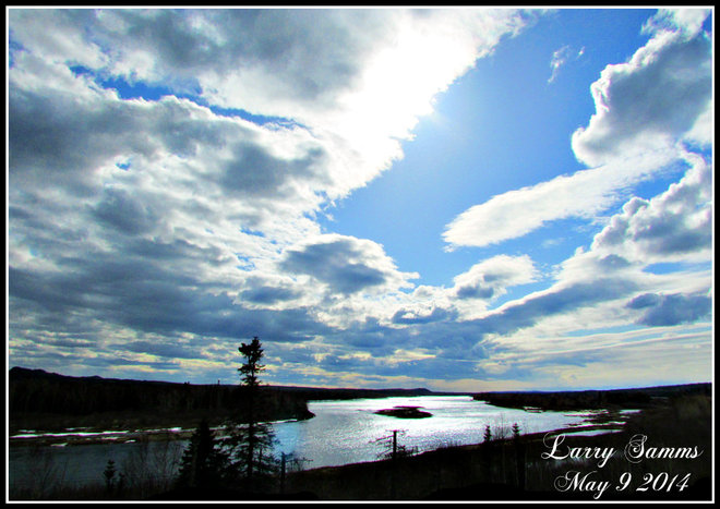 """The Mighty Exploits"" Grand Falls-Windsor, Newfoundland and Labrador Canada"
