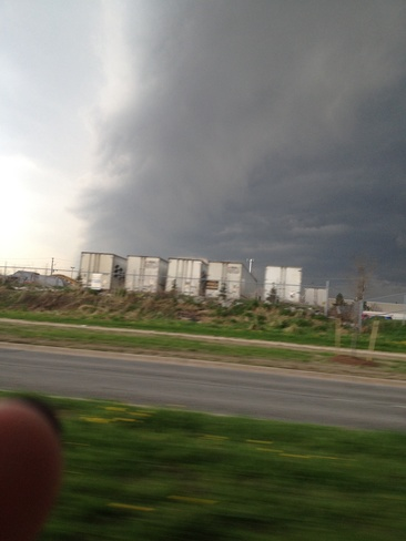 its brewing.... Brampton, Ontario Canada