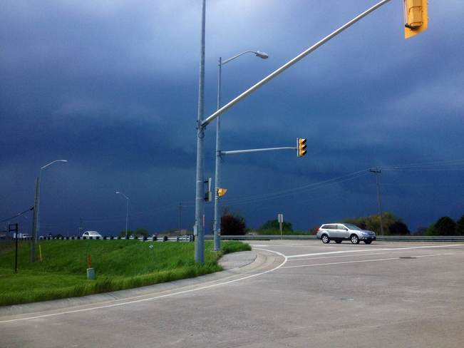 T-Storms in Windsor Windsor, Ontario Canada