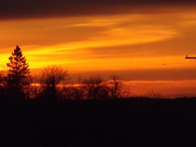 Another awesome sunrise Ontario 560, Englehart, ON P0J 1H0, Canada