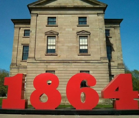 1864 Province House National Historic Site, Charlottetown, PE