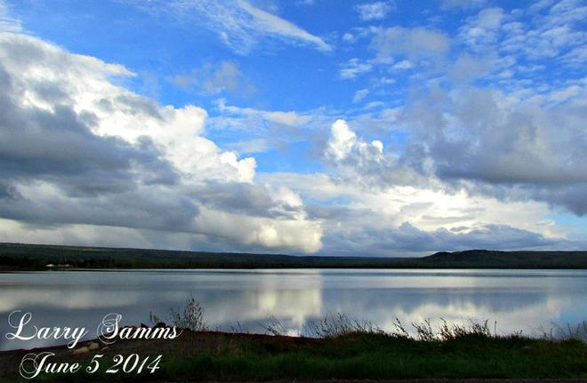 """After The Rain"" Springdale, Newfoundland and Labrador"