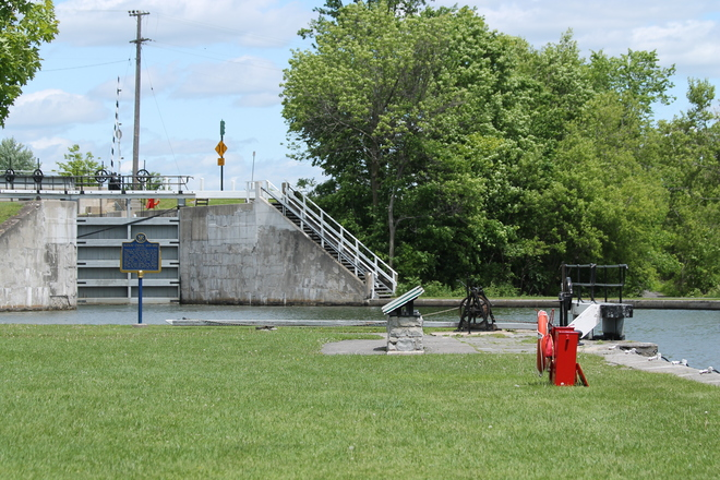 Kingston Mills Locks Kingston, ON