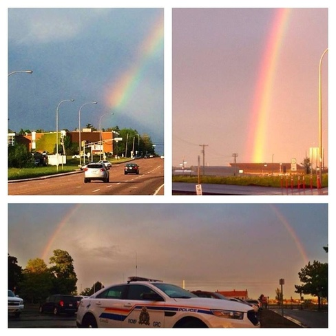 rainbows for Moncton Moncton, New Brunswick Canada