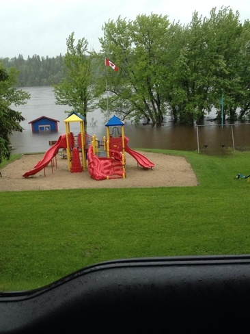 Rainy River rises in Emo Ontario Emo, ON