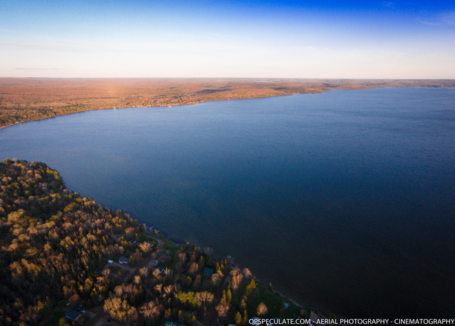 Sundridge Ontario - opspeculate.com - Aerial Photography Cinemetography Sundridge, ON