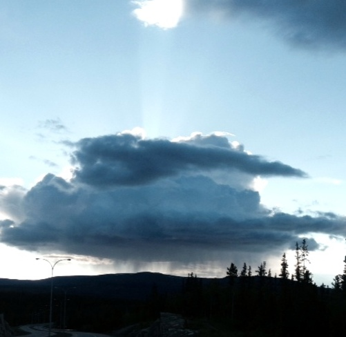 Midnight Sun in Yukon Whitehorse, YT